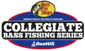 2019 Bass Pro Shops Collegiate Bass Fishing Series Association of Collegiate Anglers Boat US-2