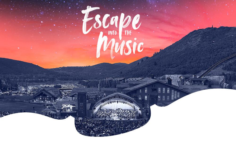 ESCAPE INTO THE MUSIC
