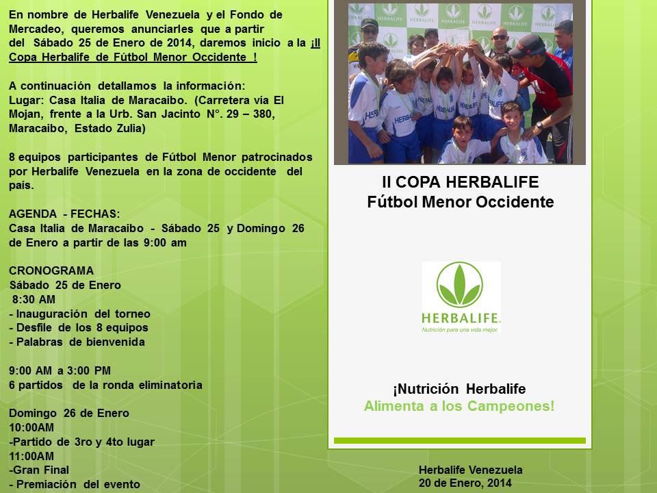 II Copa Herbalife Occidente_2