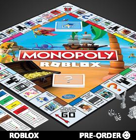 Monopoly: Roblox 2022 Edition