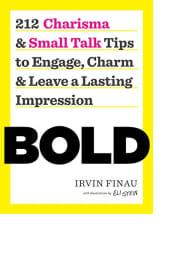 Bold by Irvin Finau