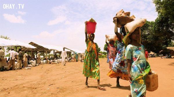 Quốc gia nghèo nhất thế giới