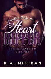 Heart Ripper by K.A. Merikan