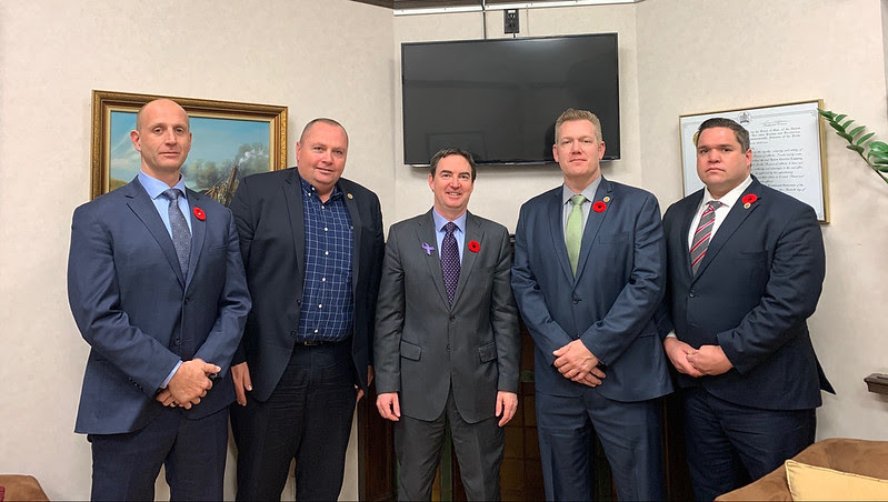 More support for Alberta's heroes