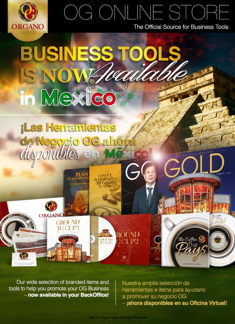 Business Tools is now available in Mexico