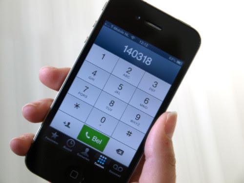 Een telefoonnummer consulenten Participatiewet