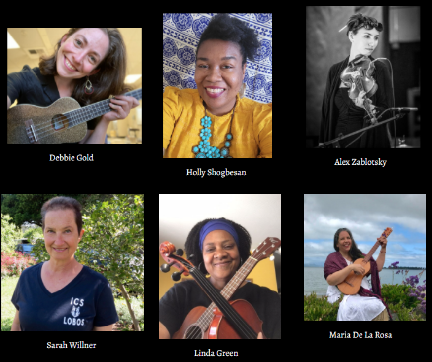 Six OUSD Music Teachers Honored With 2021 California Educator LIGHT Awards And Grant 1