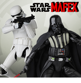 STAR WARS MIRACLE ACTION FIGURES