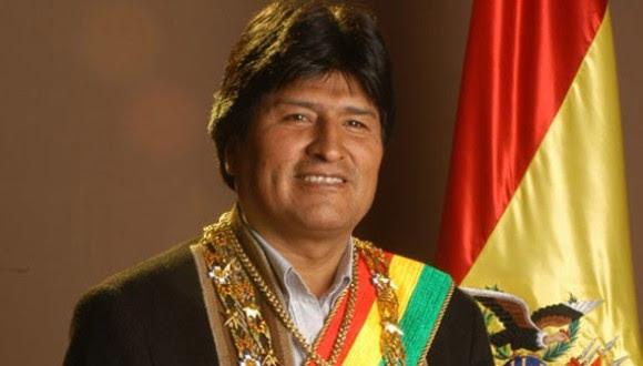 Evo Morales. Foto: Archivo