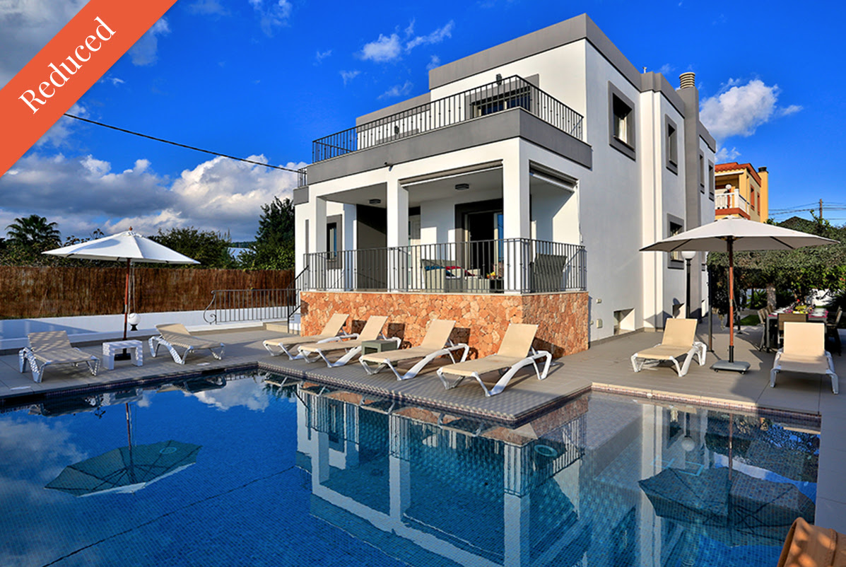 Ibiza Last Minute Reduced VIP Villas