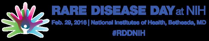 Rare Disease Day at NIH