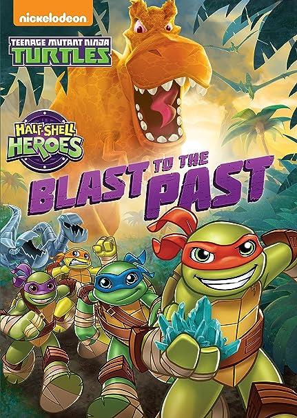 Teenage Mutant Ninja Turtles: Half-Shell Heroes: Blast to the Past