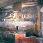 Case romane del Celio - ninfeo affrescato