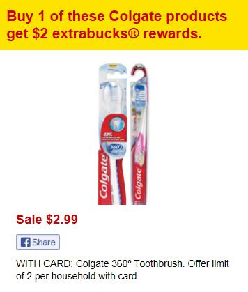 FREE Toothbrushes at CVS + MON...
