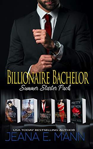 Cover for 'Billionaire Bachelor Summer Starter Pack (Box Set Collection)'