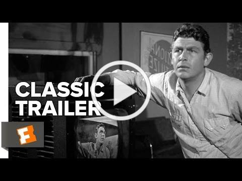 A Face In The Crowd (1957) Official Trailer - Andy Griffith, Patricia Neal Movie HD
