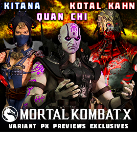 MORTAL KOMBAT X PX EXCLUSIVE SERIES 02