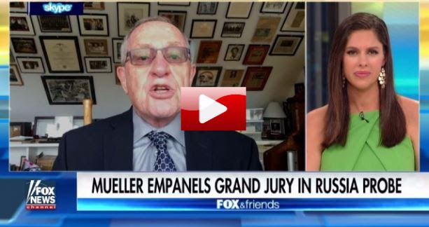 """WATCH: Alan Dershowitz Just PISSED Off Every Liberal In America, """"Being Black Doesn't Give You…"""""""