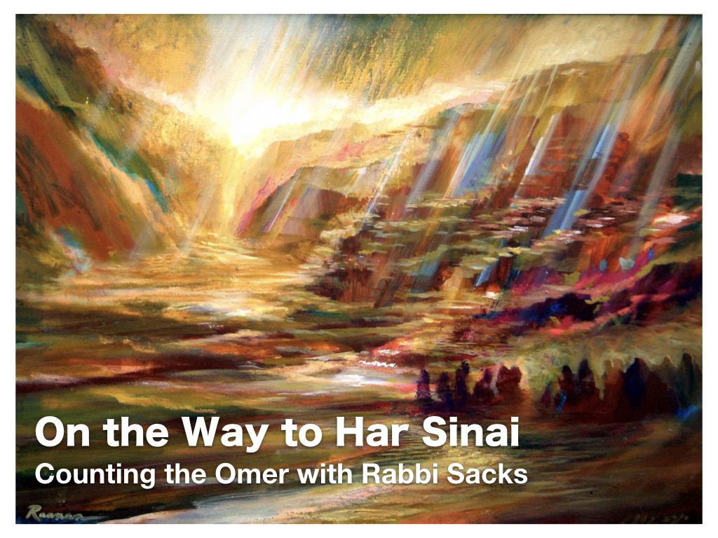 Make your time count! Omer calendar 5779 - Israel National News