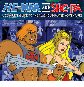 HE-MAN AND SHE-RA COMPLETE GUIDES
