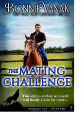 The Mating Challenge by Bonnie Vanak