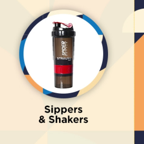 Sippers & Shakers