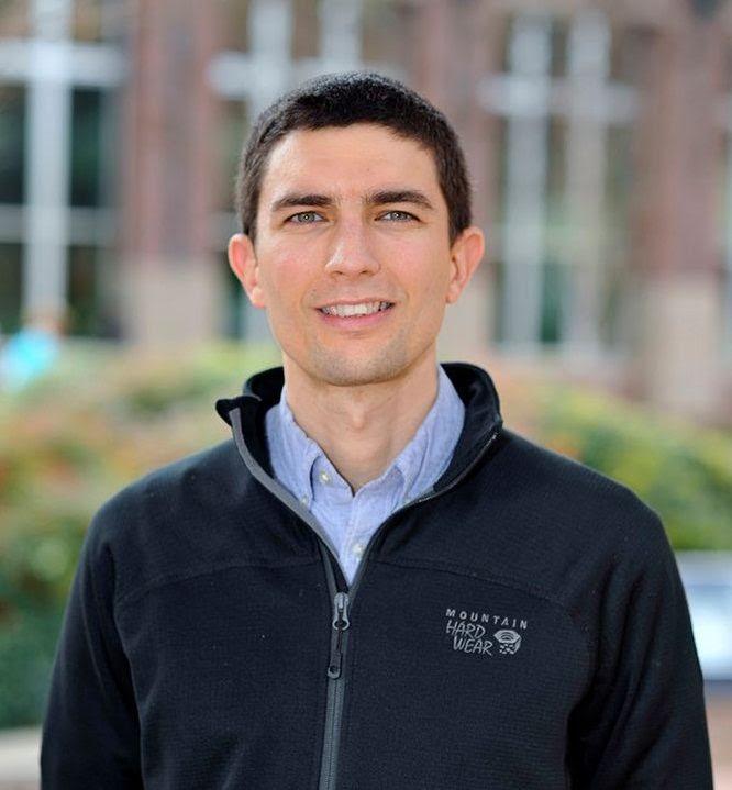 Dr. Ben Steere of Western Carolina University