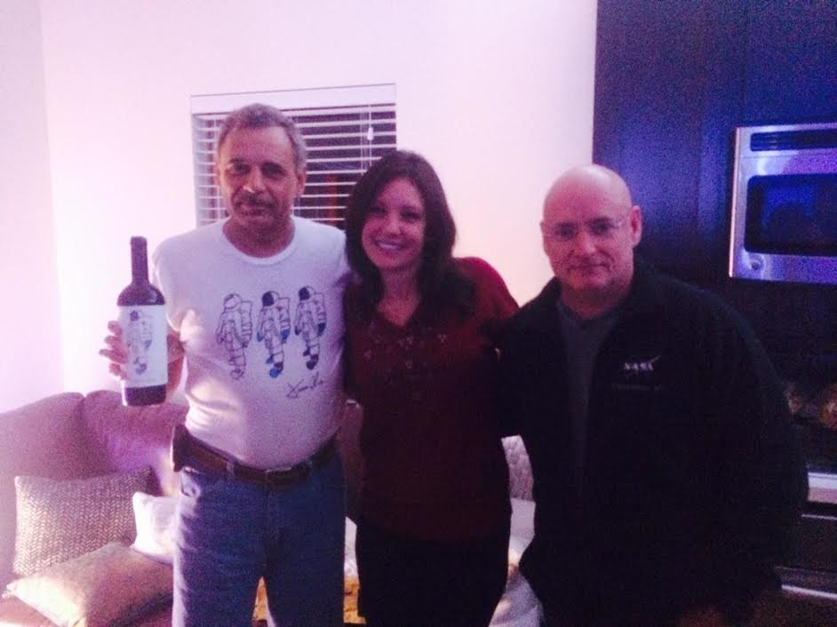 Scott Kelly Mikhail kornirnko genaddy padalka jason oliva astronaut t shirt wine