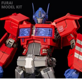 TRANSFORMERS FURAI 03 OPTIMUS PRIME MODEL KIT