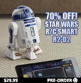 R/C R2-D2 $29.99