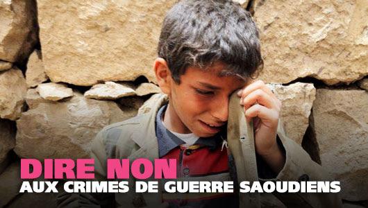 Arabie saoudite: fini les armes!