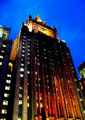 Ministry of Foreign Affairs (tagois) Tags: russia moscow sevensisters   ministryofforeignaffairs