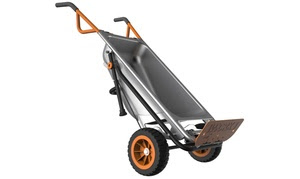 Worx AeroCart 8-in-1 All-Purpose Wheelbarrow