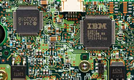 IBM circuit board