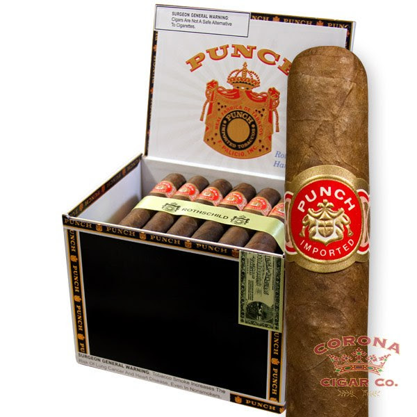 Image of Punch Rothschild Natural Cigars