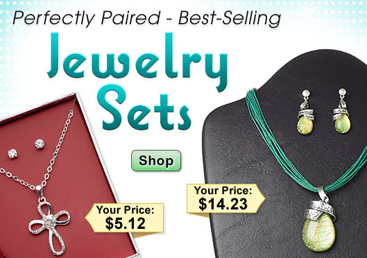 Perfectly Paired Jewelry Sets.