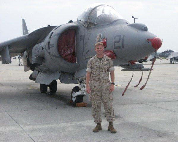 Adam Faul and Harrier