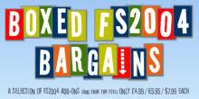 Boxed Bargains Sale