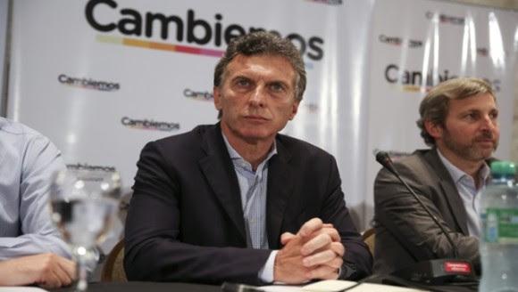 Mauricio Macri fue demandado por recibir financiamiento de una red de prostitución. | Foto: EFE