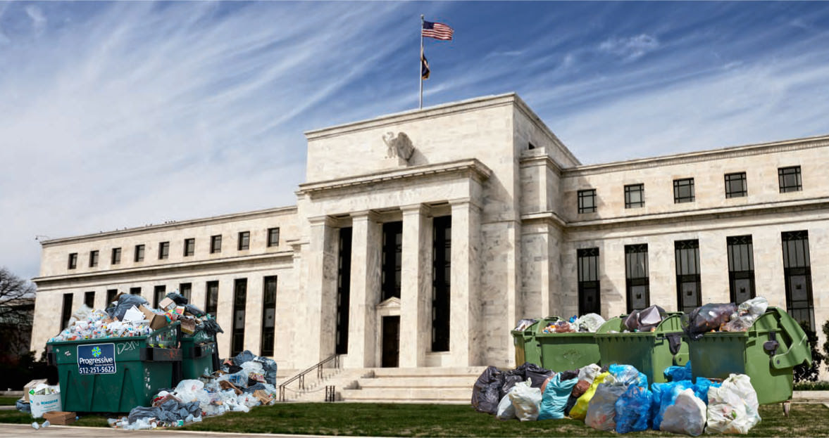 Garbage in, Garbage Out at the Federal Reserve