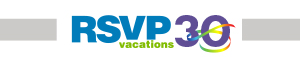 RSVP Vacations - 30th Anniversary