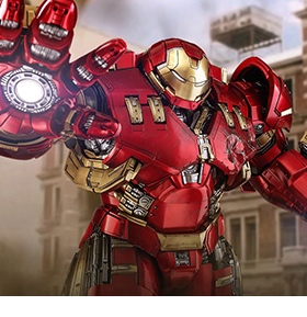 AVENGERS: AGE OF ULTRON IRON MAN FIGURES