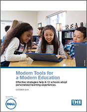 Modern Tools for a Modern Education
