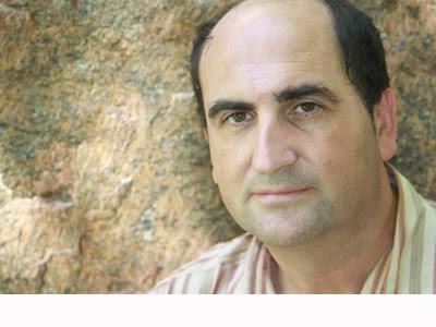 Francisco Ferrándiz, autor de 'El pasado bajo tierra'. P. CAMPELO