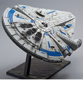 NEW BANDAI JAPAN STAR WARS MODEL KITS