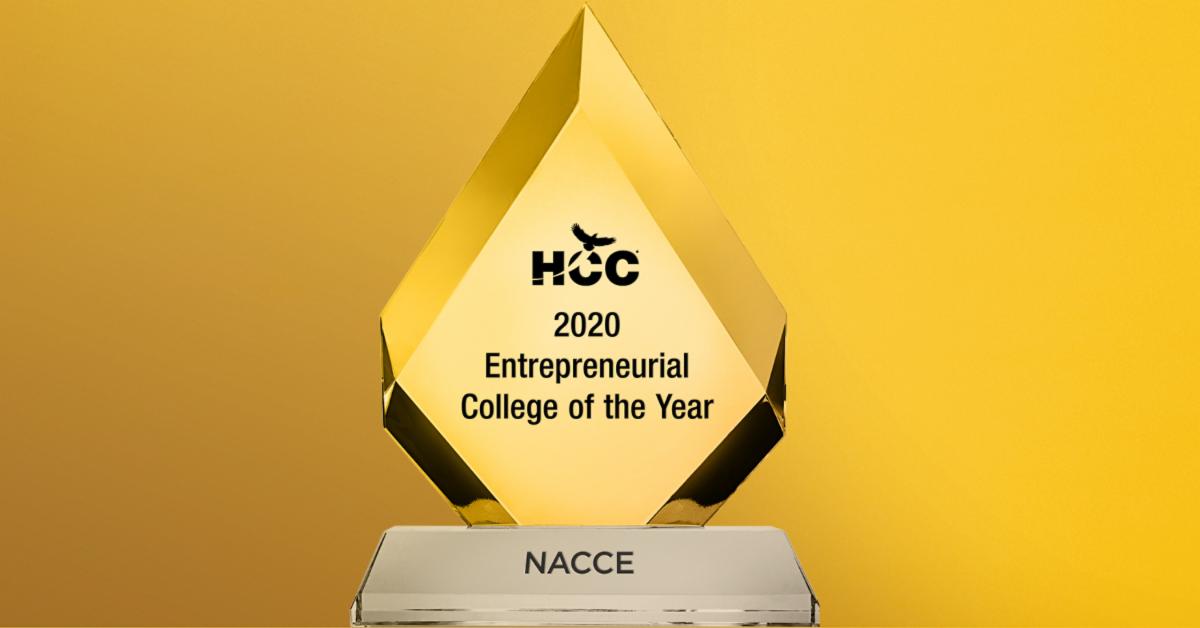 HCC - Office of Entrepreneurial Initiatives: November 2020 Newsletter 4