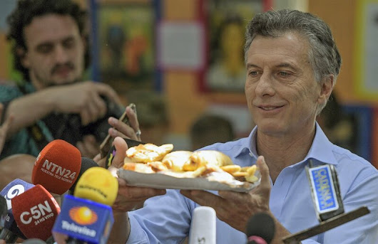 How Argentina's Baked Goods Reveal Its Political Past
