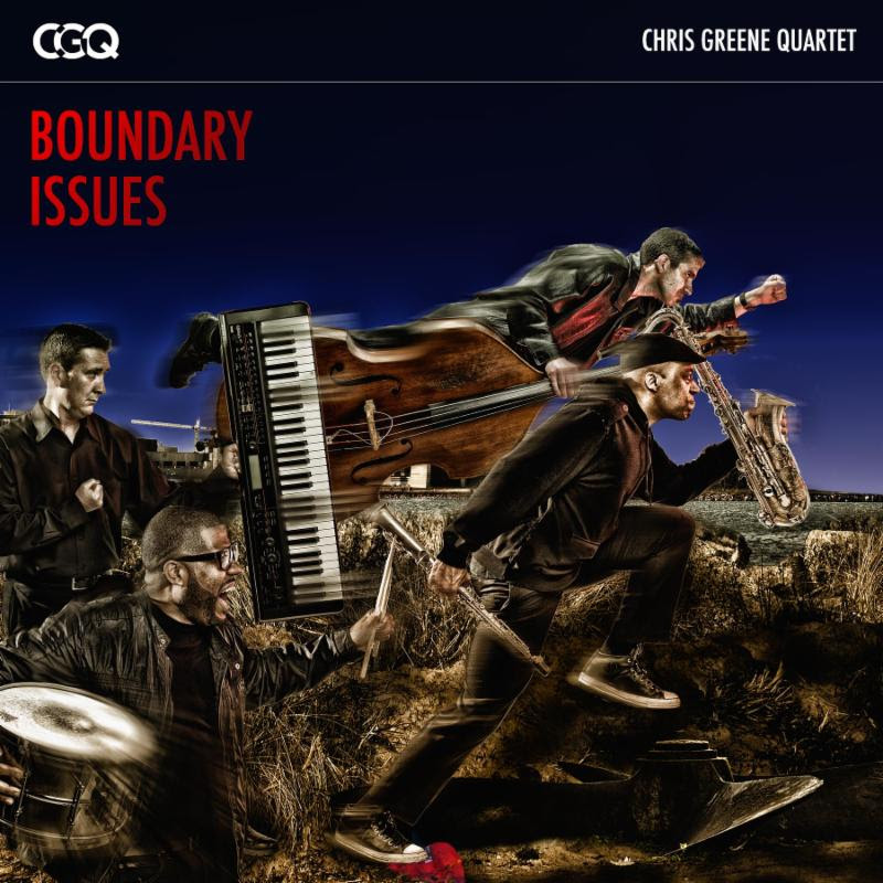 Chris Green Quartet Boundary Issues