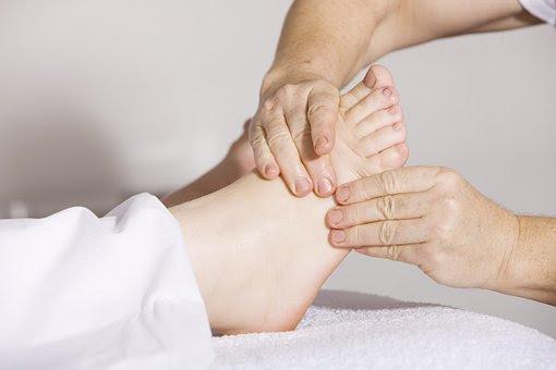 Physiothérapie, Massage Des Pieds