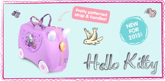 Hello Kitty Lilac Trunki